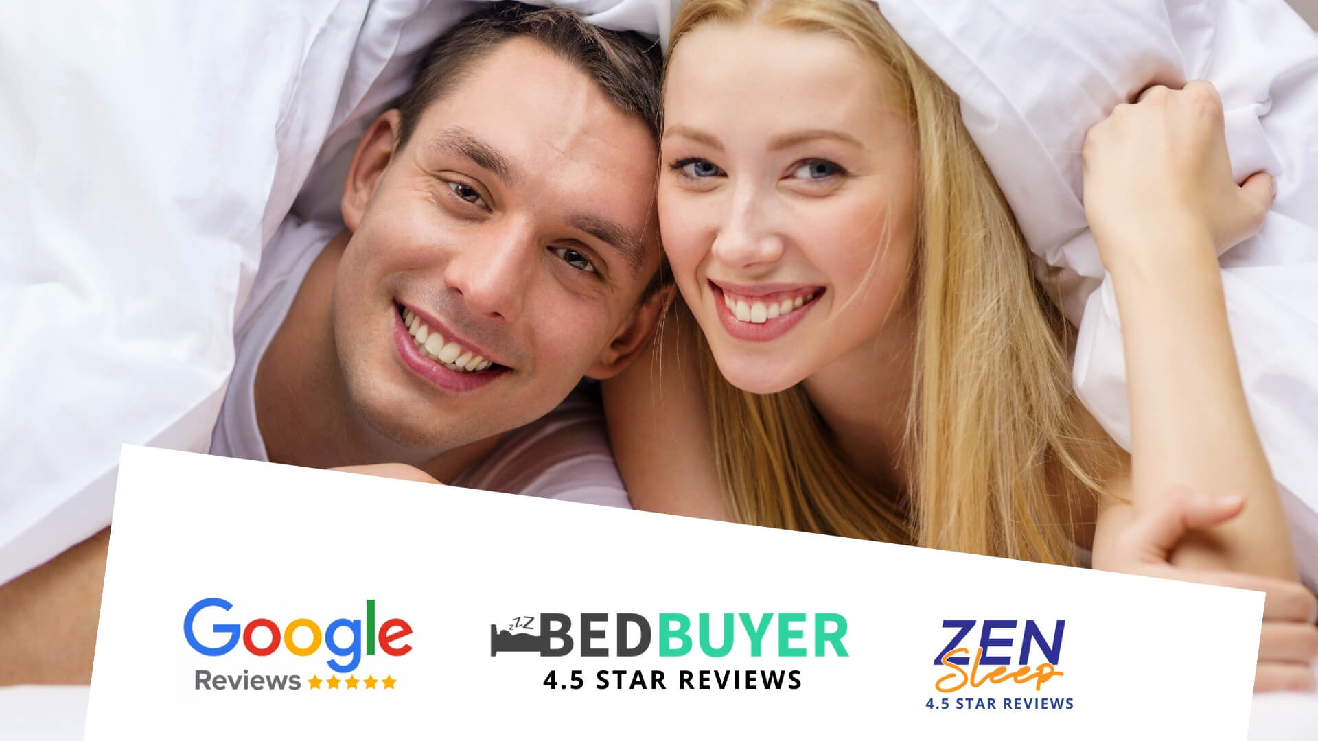 Zensleep-mattress-memoryfoam-mattress-backpain-relief-couple-sleeping-in-bed