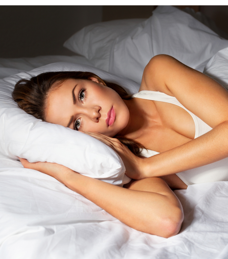 One of the primary uses of a weighted blanket is for the treatment of anxiety. Past research has shown that deep pressure stimulation can help reduce autonomic arousal. This arousal is responsible for the symptoms of anxiety, such as increased heart rate. In the study above, the researchers found that using a weighted blanket reduced anxiety in roughly 33 percent of the 32 participants. The researchers also explain that for some of the study participants, lying down may also have helped reduce anxiety. This suggests that using a weighted blanket while lying down may further help reduce anxiety symptoms.